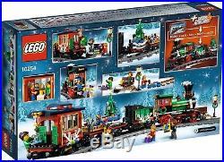LEGO Creator Winter Holiday Train (10254) Christmas Village Tree -NEW SEALED BOX