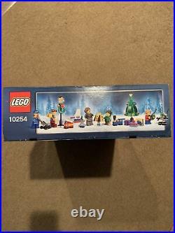 LEGO Creator Winter Holiday Train 10254 New Factory Sealed Christmas