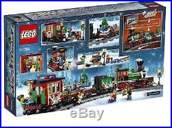 LEGO Creator Winter Holiday Train Locomotive Passenger Christmas Expert 10254