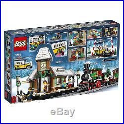 LEGO Creator Winter Village Station 10259 Brand New- Holiday Christmas