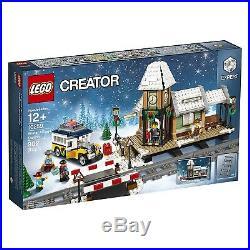 LEGO Creator Winter Village Station 10259 Christmas large set RETIRED NEW SEALE