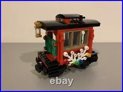 LEGO Custom Christmas Train Set