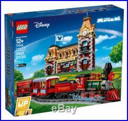 LEGO Disney Train and Station (71044) Christmas Holiday Brand New Sealed Box
