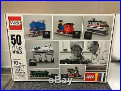 LEGO Employee Christmas Gift Trains 50 Years On Track 4002016