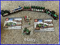 LEGO Trains Holiday Train (10173)