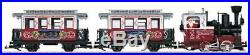 LGB 72304 G Christmas Passenger Train Set