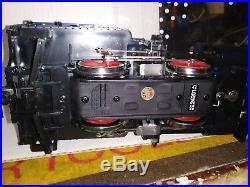LGB 72545 Blue Christmas Train Set G Scale Hard To Find