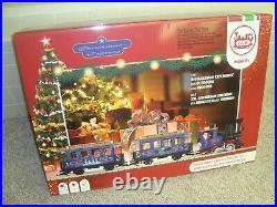 LGB Blue Christmas Train G scale 72305 starter set unused new in original box