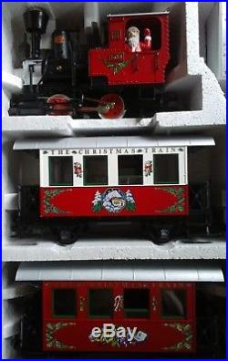 LGB Christmas Train Set 20540