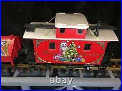 LGB Christmas Train Set G Scale