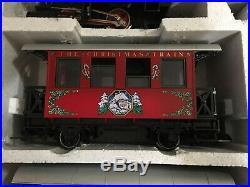 LGB G Scale Christmas Train Set