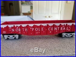 LIONEL # 6-82545 Santa's Helper Christmas LionChief Train Set READ