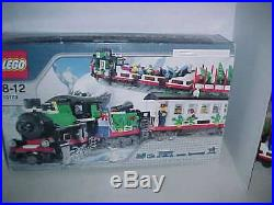 Lego 10173 Christmas Holiday Christmas Train 2006 With Box