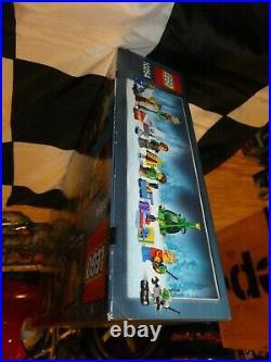 Lego 10254 Winter Holiday Train Set New Sealed