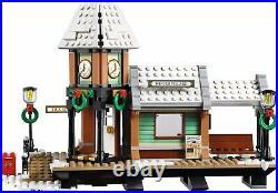 Lego 10259 Winter Holiday Station, Brand New, Sealed, Mint Boxes, Free Shipping