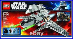 Lego 8096 Star Wars Palpatine's Shuttle Brand New in Sealed Box