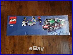 Lego 9V Christmas Set 10173 Holiday Train New Complete Sealed