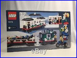 Lego 9V Christmas Train 10173 Holiday Train 100% Real New Sealed Set Made in USA