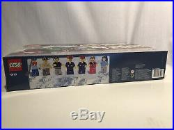 Lego 9V Christmas Train Set 10173 Holiday Train Rare New Complete Sealed