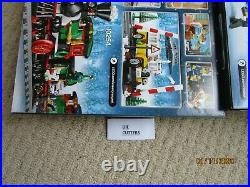 Lego Creator -10254 & 10259 Winter Holiday Train & Village Station BNIFSB
