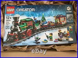 Lego Creator 10254 Winter Holiday Train -NEW, Christmas