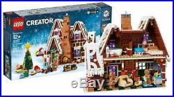 Lego Creator Expert 10267 Ginger Bread House Christmas Set Sealed Brand New