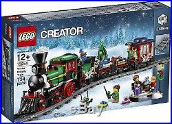 Lego Creator Festive Christmas Train 10254