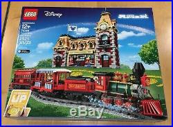Lego Disney Train And Station 71044 Exclusive 2925 pieces Brand New Sealed