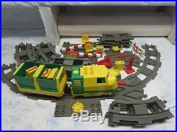 Lego Duplo Train Track Set Motorized Battery Operated Toddler Christmas