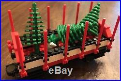 Lego Holiday Train Christmas Set 10173 K10173 Motor and Tracks 100% Complete