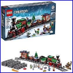 Lego Christmas Train.Lego Train Set Kids Christmas Trains Sets Building Legos Kit