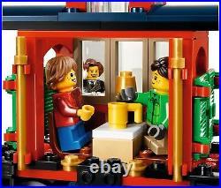 Lego Winter Train 10254 Creator Holiday Nisb, Brand New, Sealed Free Shipping