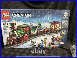 Lego christmas train 10254, great condition, 100% complete. Smoke free house