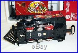 Lgb 72550 Christmas Holiday Santa Claus Train Set
