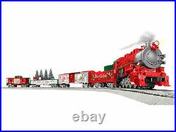 Lionel 1923140 O Gauge Disney Christmas Electric Train Set with Remote & Bluetooth