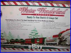 Lionel 1923150 Winter Wonderland Train Set O 027 LC MIB New 2019 BT Christmas