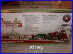 Lionel 2023080 Christmas Light Express Train Set O 027 LC MIB New Bluetooth 2020