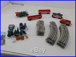 Lionel 682982 The Christmas Express Freight Train Set with Bluetooth