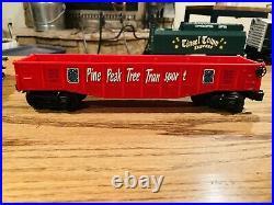 Lionel 6-21944 Ready To Run 0-27 Christmas Train Set