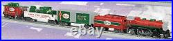 Lionel 6-30020 North Pole Central Christmas O Gauge Steam Train Set LN/Box