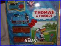 Lionel 6-30162 Thomas & Friends Christmas LC Remote Train Set O 027 MIB New 2013