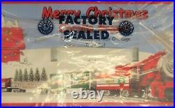 Lionel 6-30193 Peanuts Christmas Starter Electric Train Set O-Gauge Sealed NIB