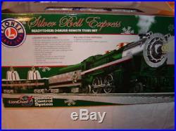 Lionel 6-30205 Silver Bells LionChief Christmas Train Set O-27 Remote 2013 fixed