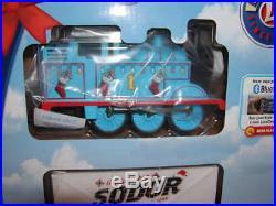 Lionel 6-35324 Thomas Friends Christmas Remote Train Set O-27 MIB 2018 Bluetooth
