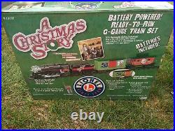 Lionel A Christmas Story Train Set NiB Model 7-1177 with Free Track Pack