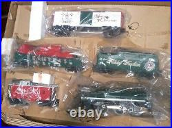 Lionel A special Holiday Tradition Christmas train set
