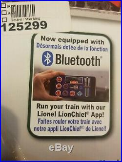 Lionel Christmas Express O Gauge Electric Train Set Bluetooth 6-82982 no tracks