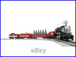 Lionel Christmas Express O Gauge Fastrack Train Set MTH Williams Atlas O Holiday