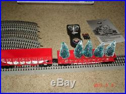 Lionel Christmas Express O Guage Train set