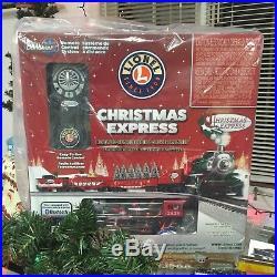 Lionel Christmas Express Train Set